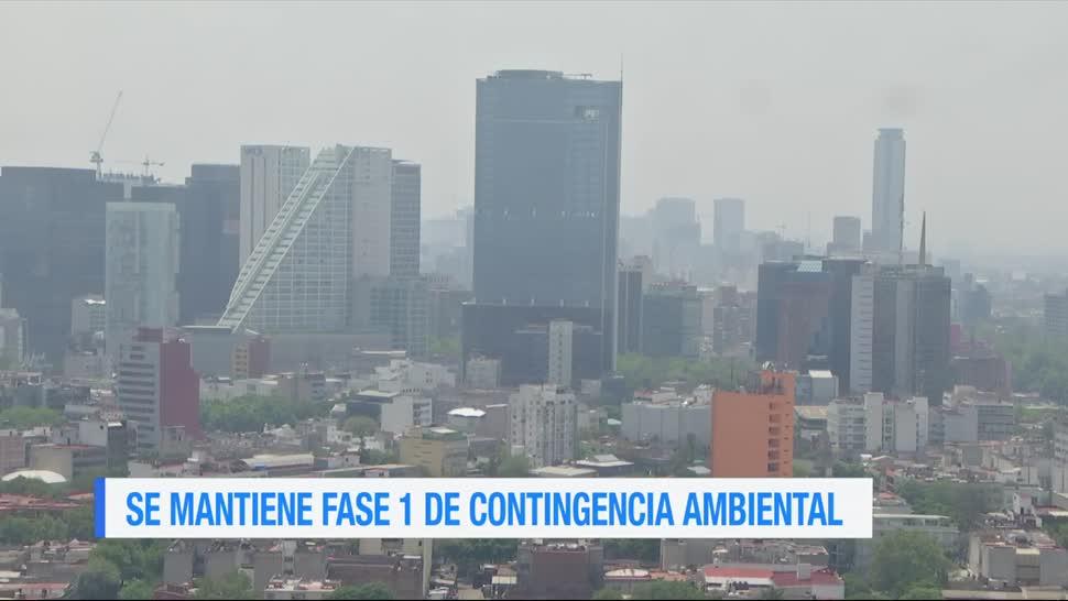Fase 1, Comisión Ambiental de la Megalópolis, contingencia ambienta, Valle de México