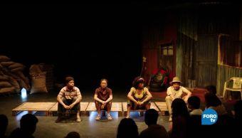 Niños Chocolate, obra de teatro, presentada, Centro Cultural Universitario, cacao, teatro