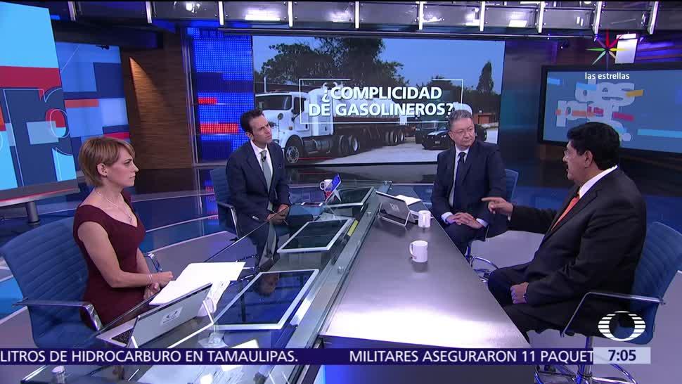 Pablo González Córdova, Asociación Mexicana de Empresarios Gasolineros, Amegas, robo de combustible