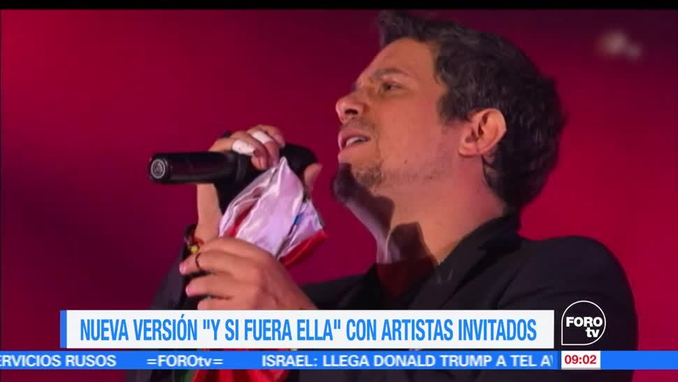 Alejandro Sanz, álbum Más, reedición, invitados especiales