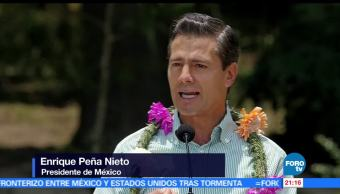 noticias, hora 21, EPN, promueve, Hidalgo, turismo sustentable