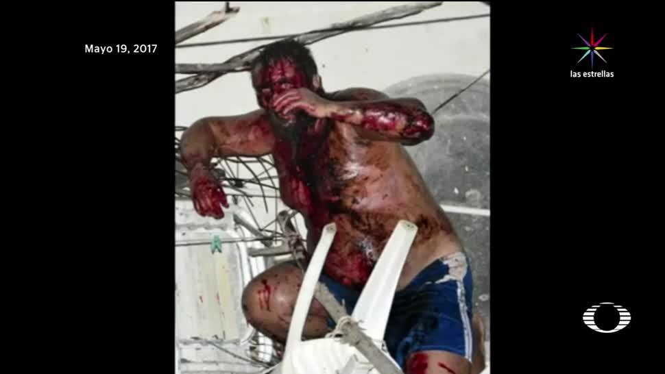 noticias, noticieros televisa linchamiento, ruso, Cancun, Aleksei Makeev