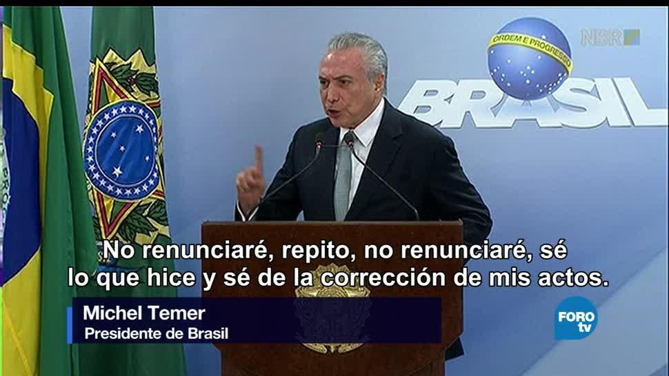 noticias, forotv, Deja vu, presidente brasileno, acusado de corrupcion, Dilma Rousseff