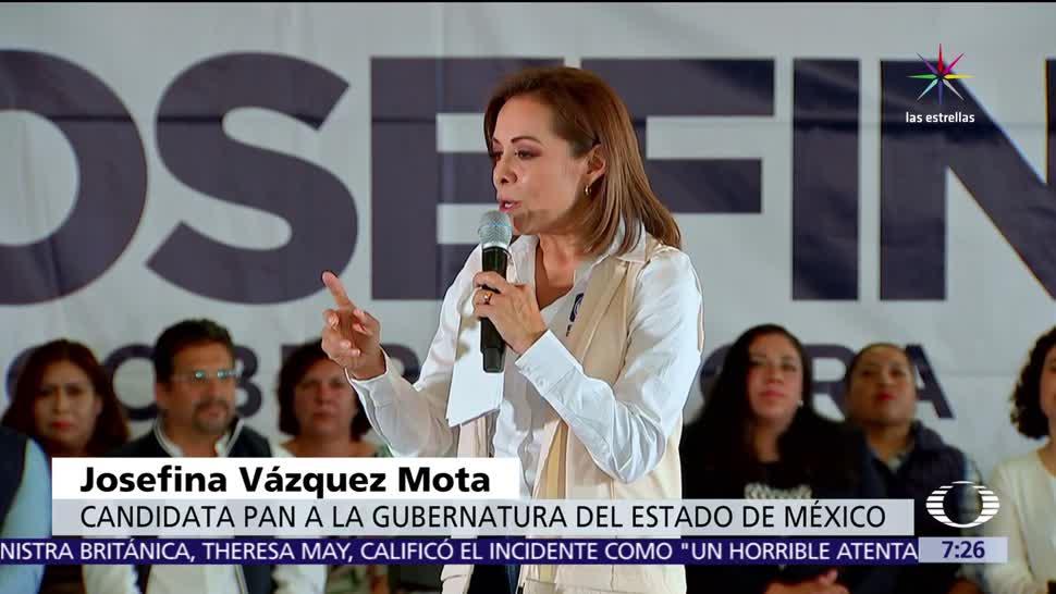 candidatos, gobierno del Estado de México, empleo, transparencia, seguridad, campañas
