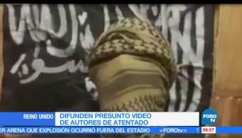 movimientos yihadistas, Estado Islámico, autoría, atentado en Manchester