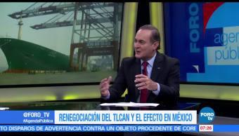 Juan Pablo Castañón, Consejo Coordinador Empresarial, renegociación, TLCAN, México, empresarios