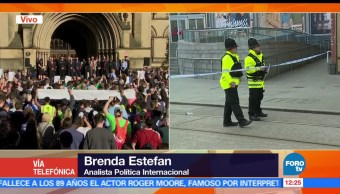 analista política, Brenda Estefan, incremento, atentados terroristas, Europa