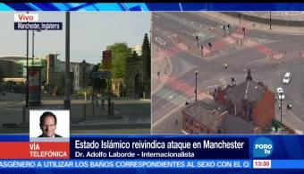 El internacionalista, Adolfo Laborde, Lobos solitarios, terror