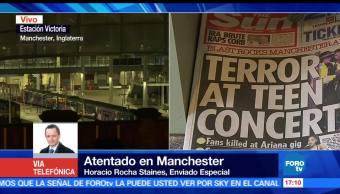 Elevan, alerta Reino Unido, En FOROtv, Horacio Rocha