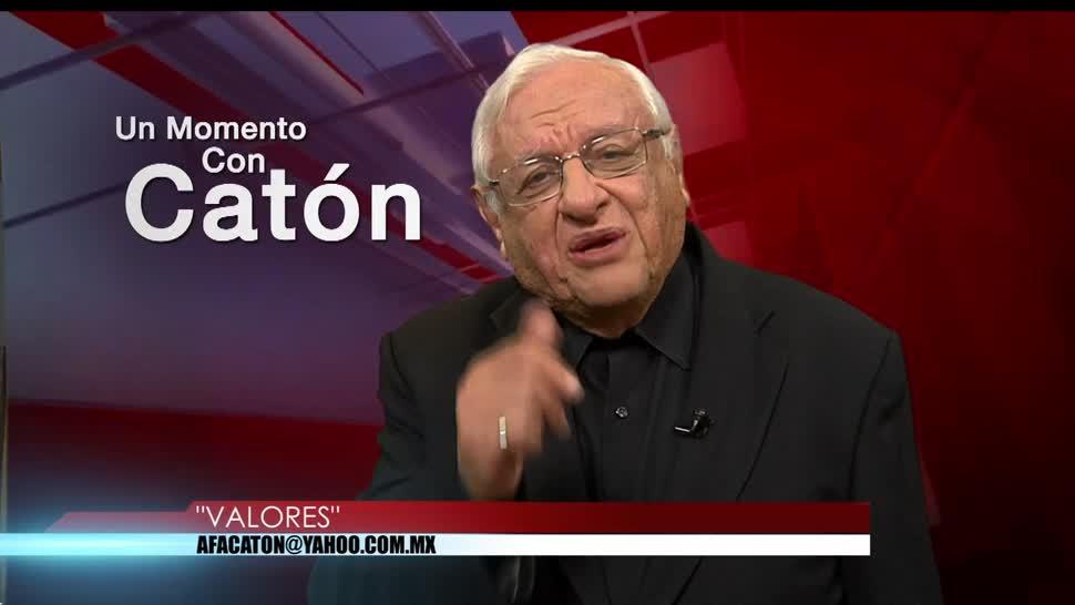 noticias, FOROtv, Un momento con Armando Fuentes, Catón, 23 de mayo, Armando Fuentes