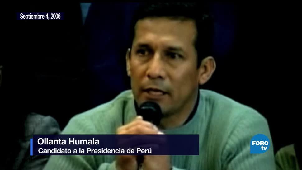 noticias, forov, PerU, Ollanta Humala, juicio, 25 anos