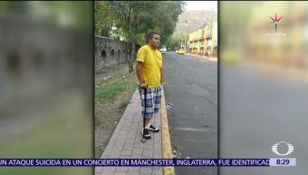 Eleazar Hernández, migrante, repatriado, discapacidad, empleo