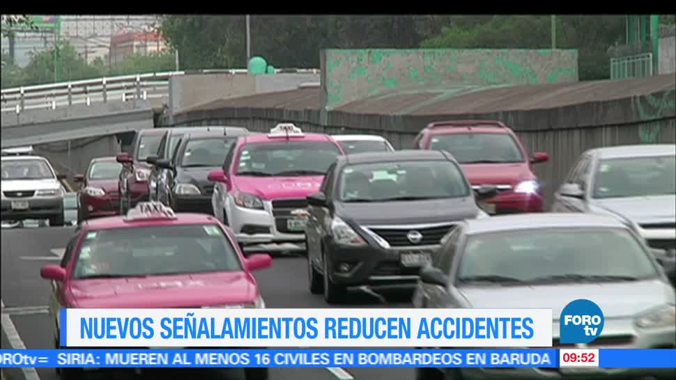 decisión, implementar, programa Pasos Seguros, accidentes