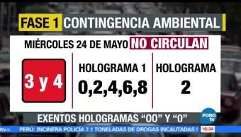noticias, FOROtv, CAMe, mantiene, contingencia ambiental, Valle de México