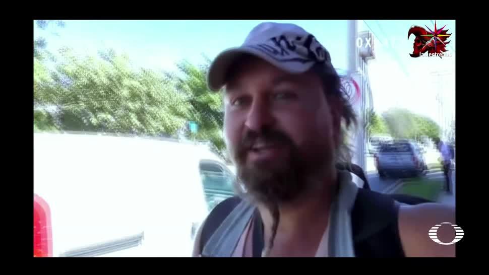 Testimonios, vecinos, Aleksei Makeev, Cancún, ruso, racista