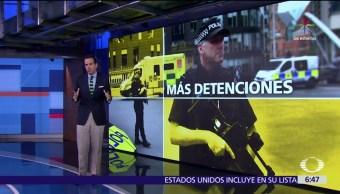 Policía del Reino Unido, autor del ataque, Manchester Arena, célula terrorista