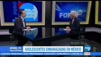 Marta Lamas, UNAM, abuso sexual infantil, embarazo adolescente