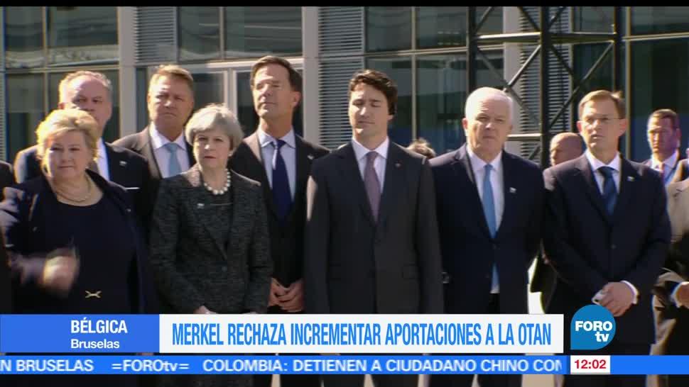 Cumbre de la OTAN, Bruselas, Bélgica, alianza, coalición internacional, Estado Islámico