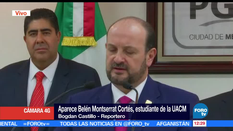 noticias, forotv, Aparece, Belén Montserrat Cortés, estudiante, UACM