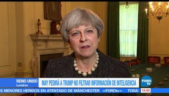 Cumbre de la OTAN, Primera Ministra británica, Theresa May, alerta terrorista