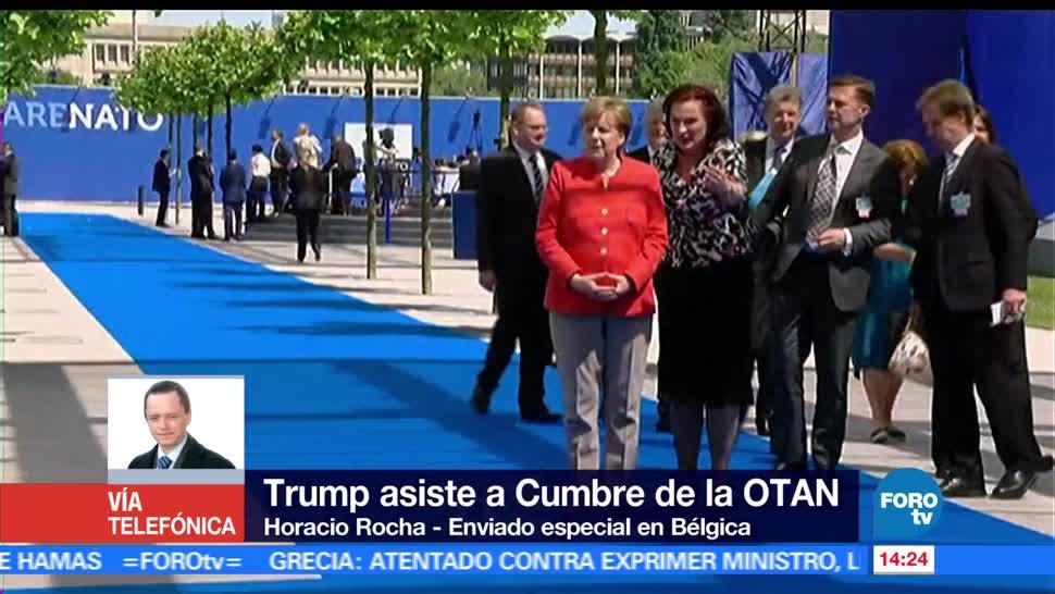 noticias, forotv, Coalición internacional, Estado Islámico, tema central, cumbre OTAN