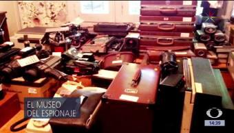 noticias, televisa, Museo, espionaje, Albania, Tirana