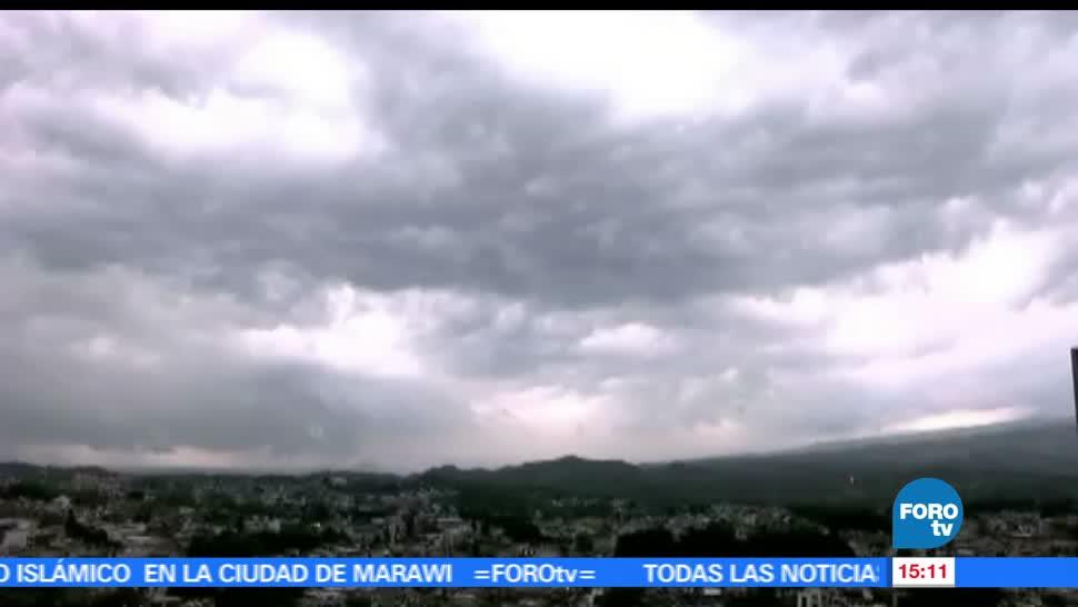 noticias, forotv, Turbonada, Xalapa, Veracruz, Tormenta