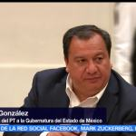 Oscar, González, Toluca, PT, gubernatura, estado de méxico