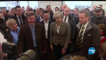 plataforma, Theresa, May, Reino Unido, voatación, casillas