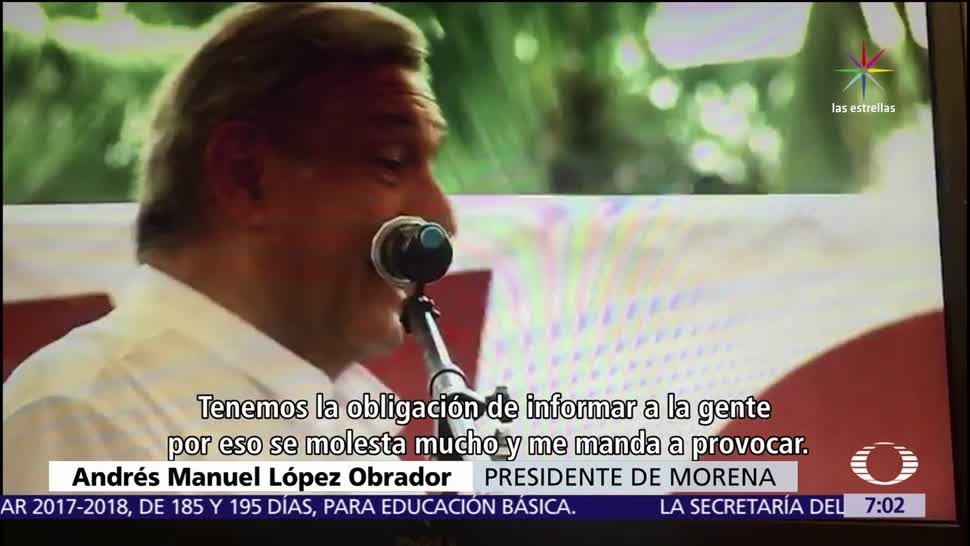 Andrés Manuel López Obrador AMLO, Veracruz, mitin, Huatusco