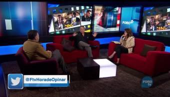 Rogelio, Ramos, platica, películas, favoritas, Leo Zuckemann