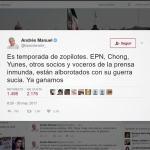 AMLO, critica, prensa, mexicana, redes sociales, twitter