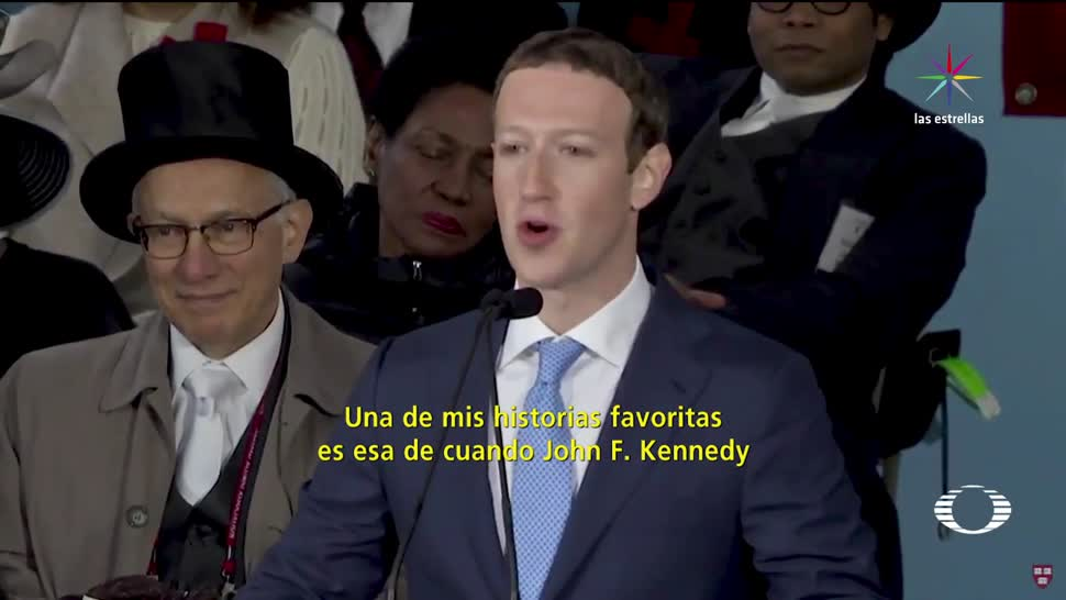 interesante, discurso. Harvard, Mark Zuckerberg, Facebook, Universidad