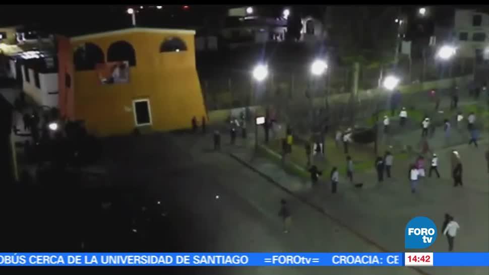 Enfrentamiento, 14 heridos, Totolapan, Morelos