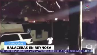 nuevos enfrentamientos, crimen organizado, Reynosa, Tamaulipas