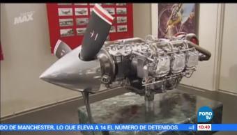 México, empresas, base tecnológica, industria aeronáutica mundial