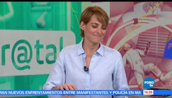 Fractal, Programa completo, lunes 29, Ana Francisca Vega
