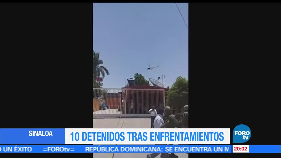 noticias, forotv, Enfrentamientos, Sinaloa, cuatro muertos, grupos armados