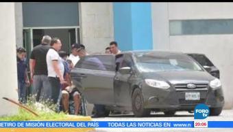 noticias, forotv, Trasladan, ciudadano ruso, Cereso, Cancún