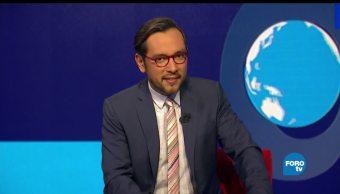 noticias, forotv, Genaro Lozano, entrevista, Duncan Taylor, Foro Global