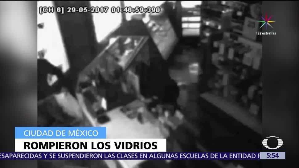 tienda departamental, colonia Narvarte, CDMX, tres detenidos