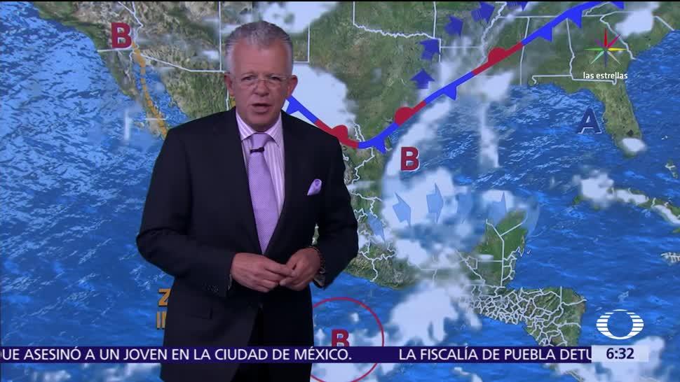 sistema de tormentas, tormentas con granizo, granizo, vientos, México