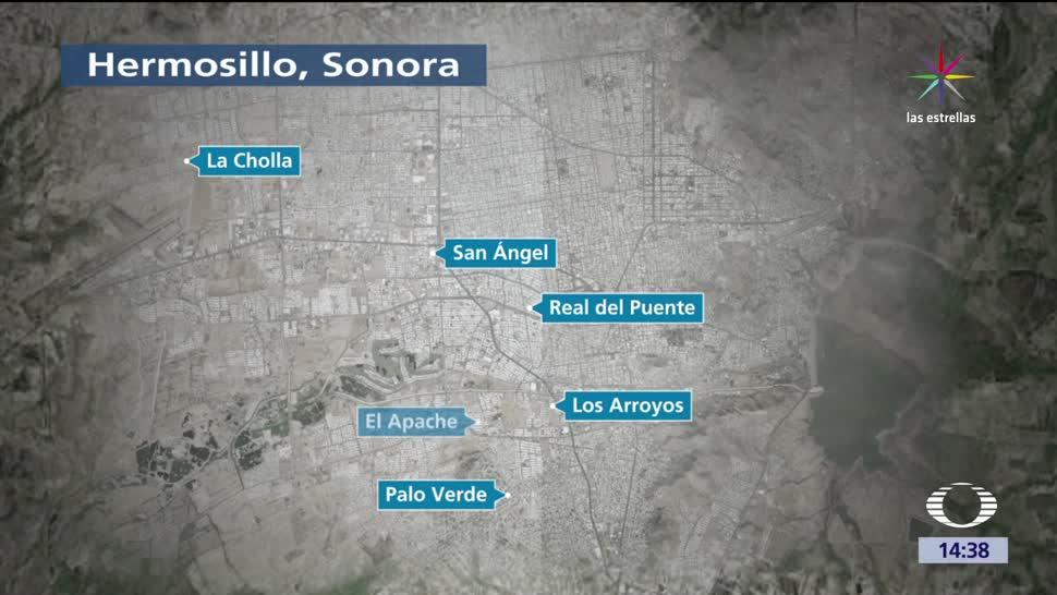Zonas, libres, drogas, Sonora