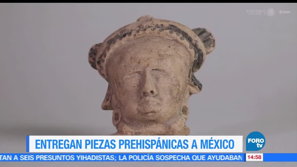ciudadana estadounidense, Regresan, tesoro, arqueológico