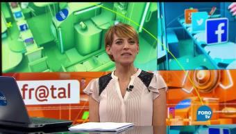 Fractal, Programa completo, 30 de mayo, Ana Francisca Vega