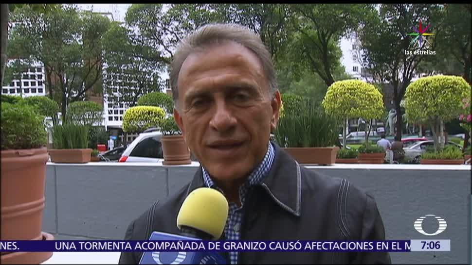 líderes, PAN, PRD, Veracruz, gobernador Miguel Ángel Yunes Linares, Presidencia, 2018
