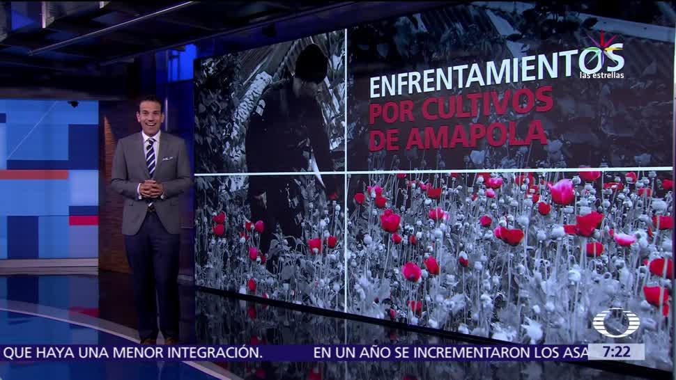 estado de sitio, comunidades, frontera de Guatemala con México, violencia, cultivo de amapola