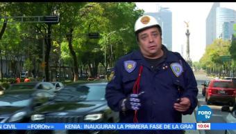 Autoridades, Ciudad de México, policías, temporada de lluvias
