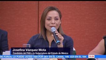 noticias, forotv, Vázquez Mota, voto conciencia, pan, candidata del PAN