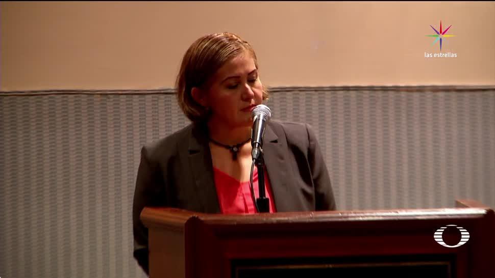 Eva Cadena, exdiputada de Veracruz